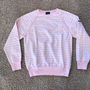 Saint James for J Crew Striped Sweatshirt NWOT